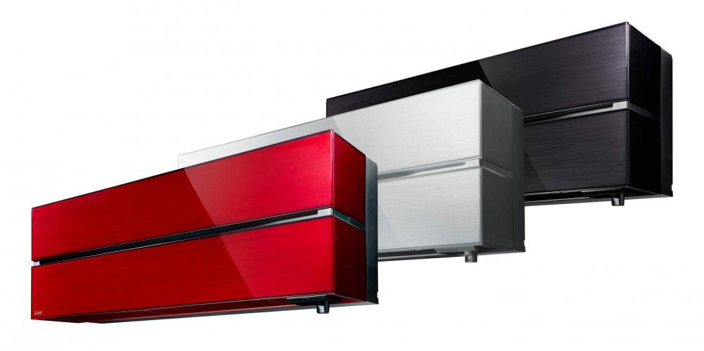 Mitsubishi Electric R32 refrigerant air conditioning